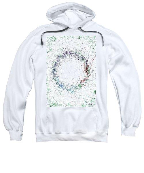 Swirling Of Life Sweatshirt