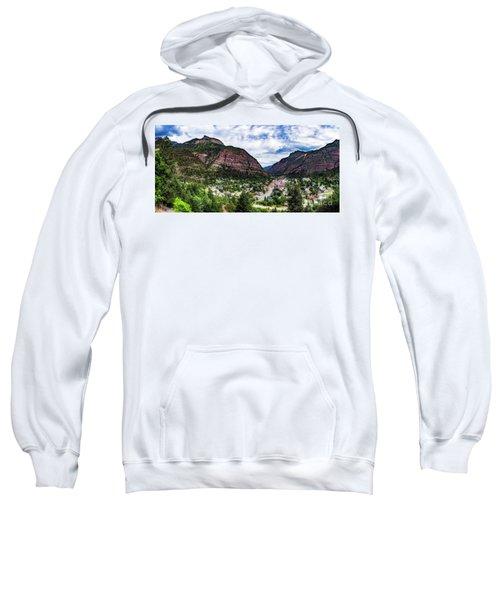 Switzerland Of America Sweatshirt