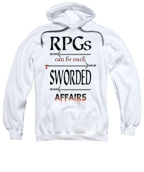 Sworded Affairs Light Sweatshirt