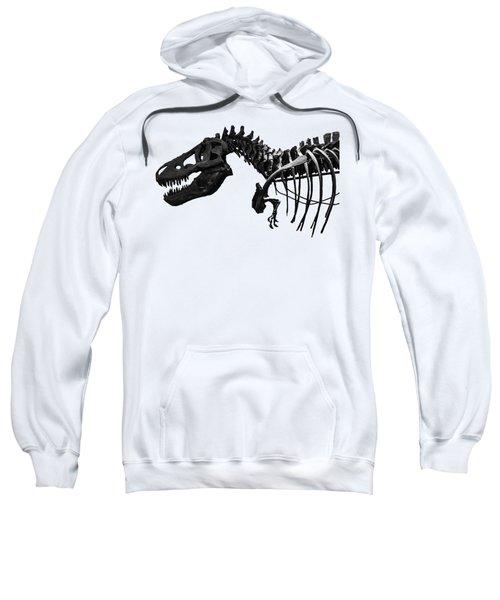 T-rex Sweatshirt by Martin Newman