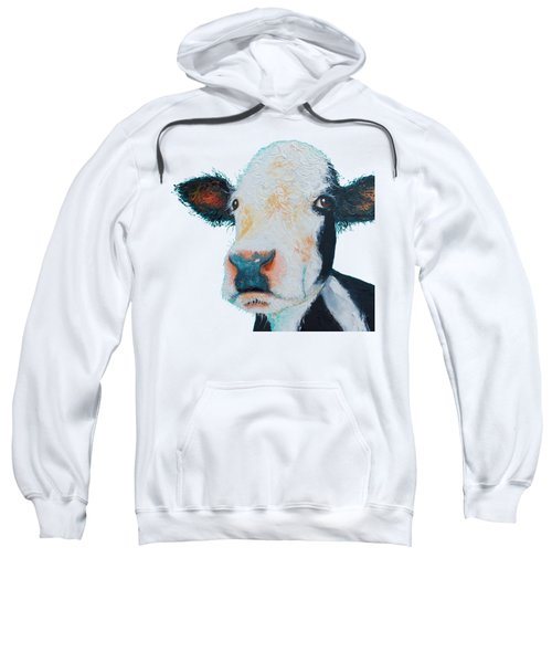 T-shirt With Cow Design Sweatshirt