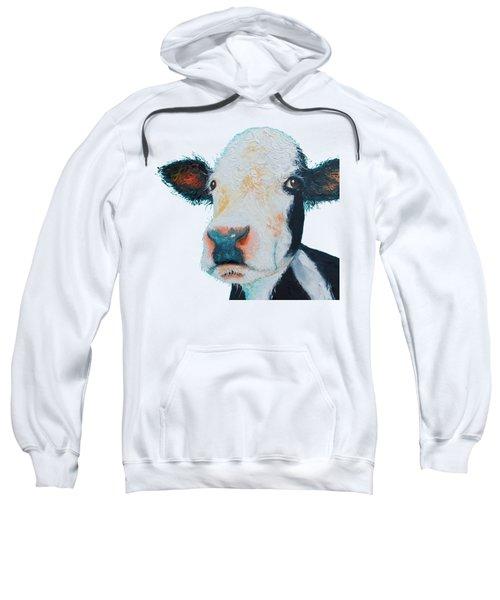 T-shirt With Cow Design Sweatshirt