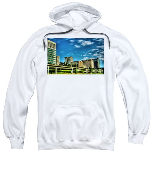 Tacoma,washington.hdr Sweatshirt