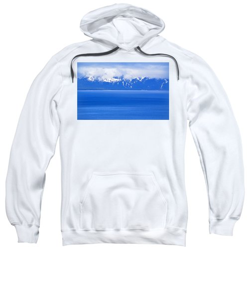 Tahoe Blue Sweatshirt