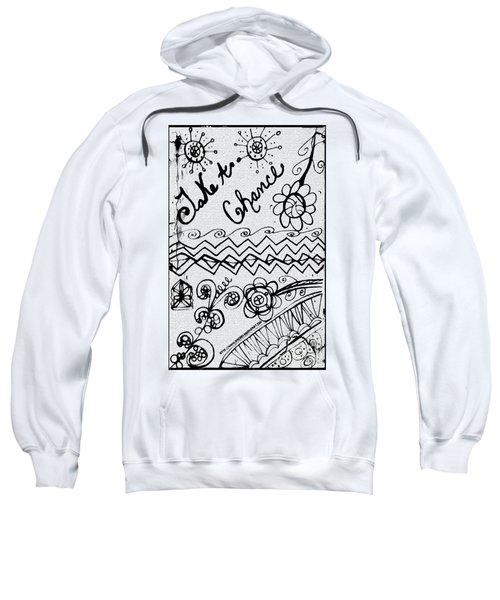 Take A Chance Sweatshirt