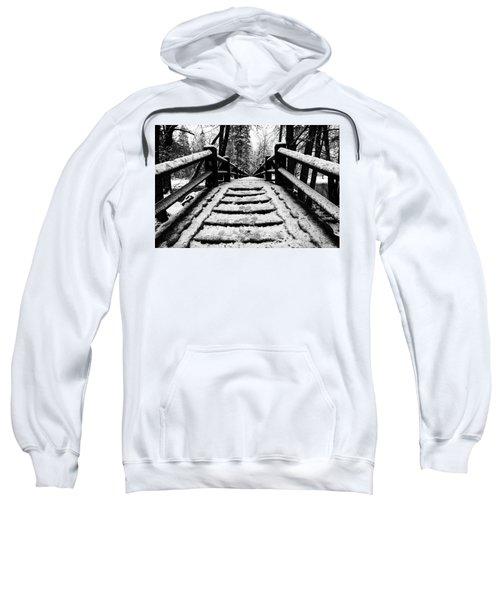 Take A Walk With Me Sweatshirt