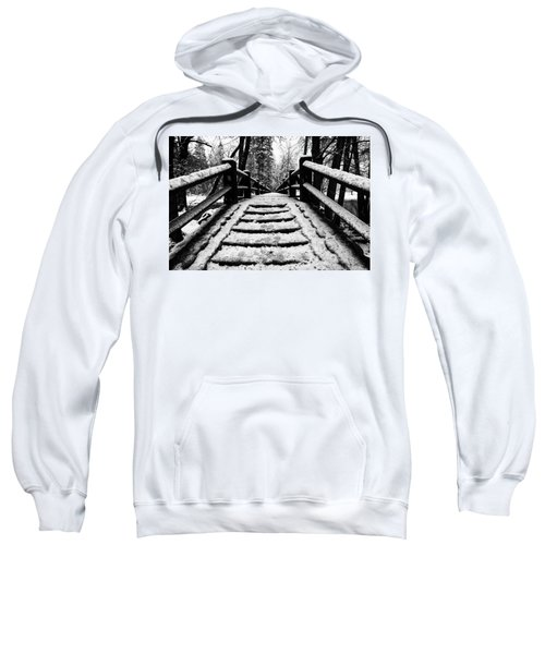 Take A Walk With Me Sweatshirt