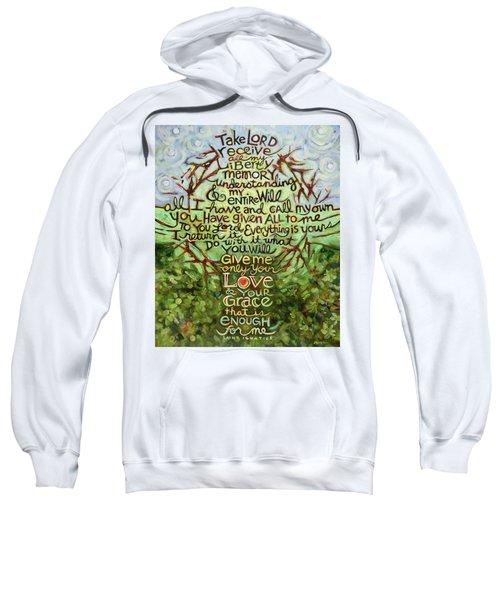 Take Lord, Receive Sweatshirt