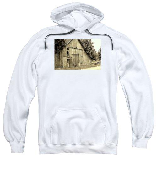 Tall Barn Sweatshirt