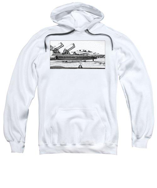 Talon Vs. Hornet Sweatshirt
