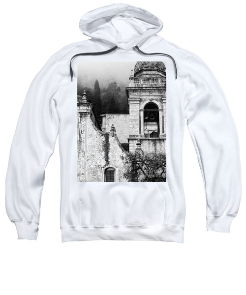 Taormina Church Detail Sweatshirt by Silvia Ganora