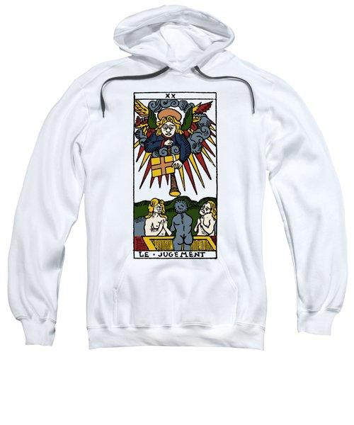 Tarot Card Judgement Sweatshirt