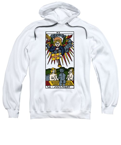 Tarot Card Judgement Sweatshirt