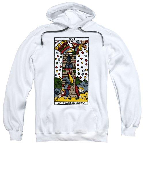 Tarot Card Poorhouse Sweatshirt