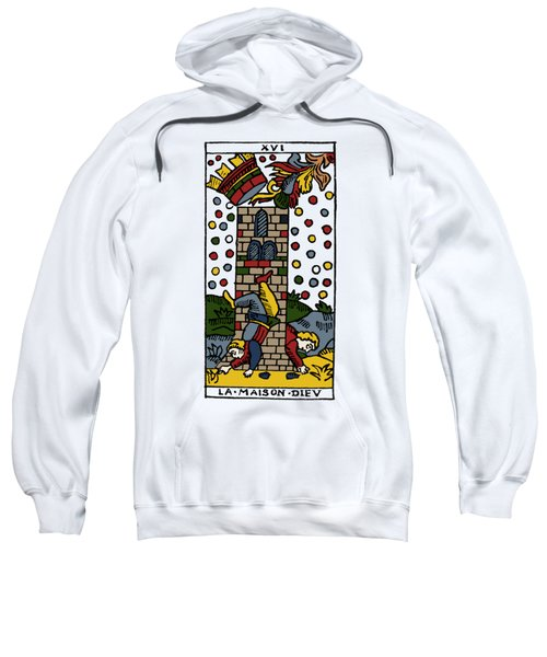 Tarot Card Poorhouse Sweatshirt
