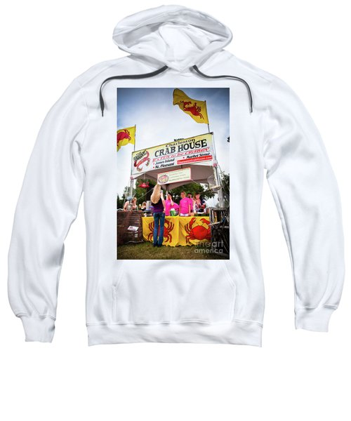 Taste Of Charleston Sweatshirt