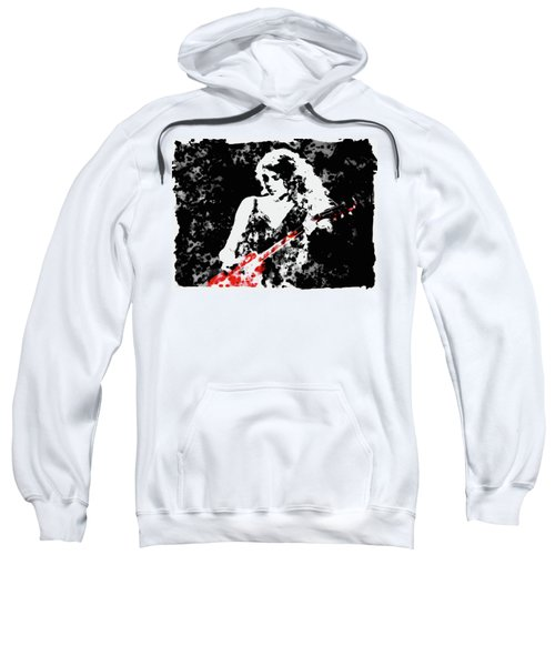 Taylor Swift 90c Sweatshirt by Brian Reaves