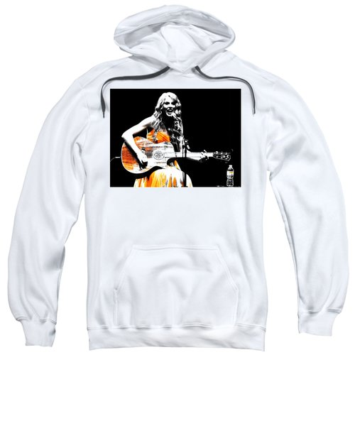 Taylor Swift 9s Sweatshirt by Brian Reaves