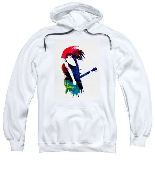 Taylor Watercolor Sweatshirt by Naxart Studio