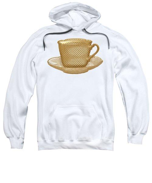 Teacup Garden Party 3 Sweatshirt