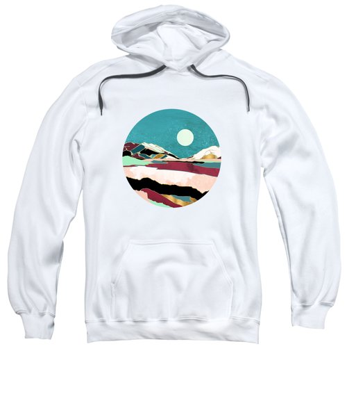 Teal Sky Sweatshirt