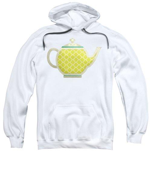 Teapot Garden Party 2 Sweatshirt