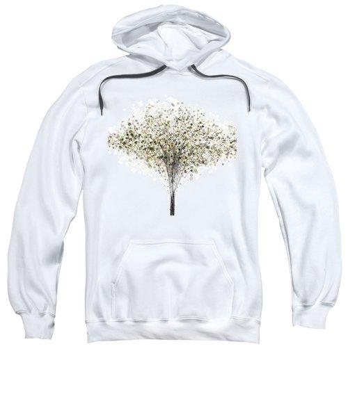 technology Abstract Sweatshirt