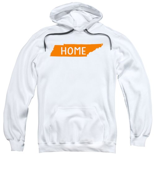 Tennessee Home Orange Sweatshirt