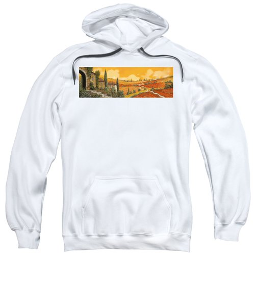 terra di Siena Sweatshirt