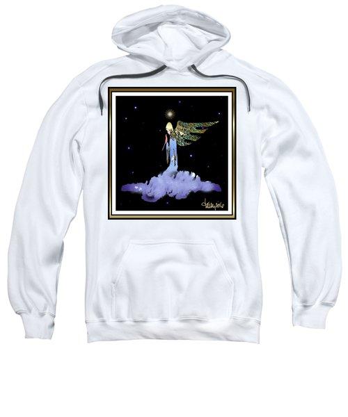Heavenly Visit Sweatshirt