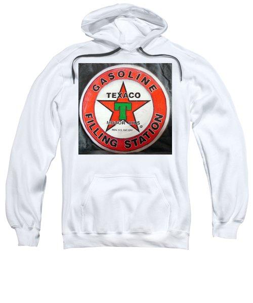Texaco Sign Sweatshirt