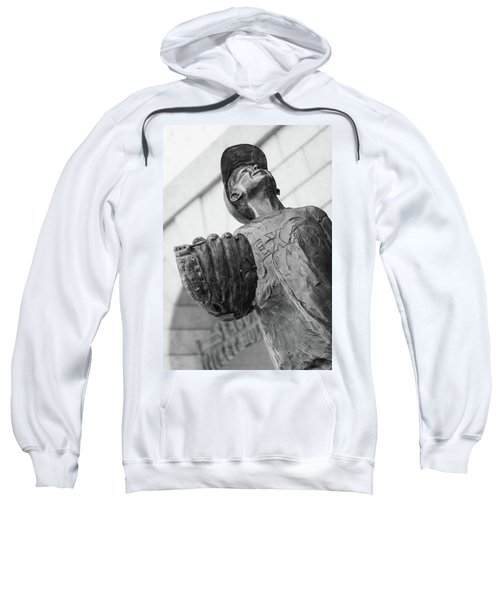 Texas Rangers Little Boy Statue Sweatshirt