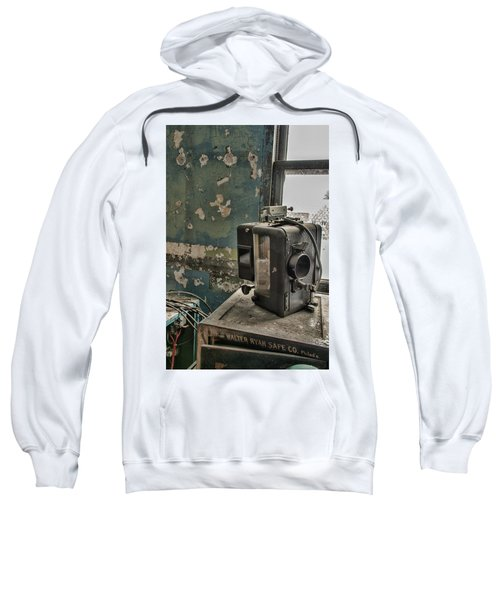 The Abandoned Projector Sweatshirt