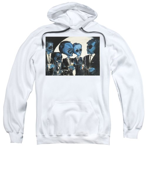 The Alien Rat Pack Sweatshirt