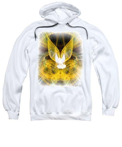 The Angel Of Forgiveness Sweatshirt