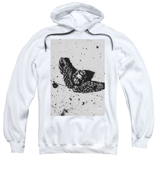 The Art Of A Vintage Angel Sweatshirt