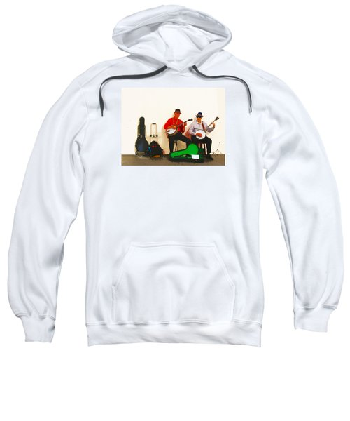 The Banjo Dudes Sweatshirt