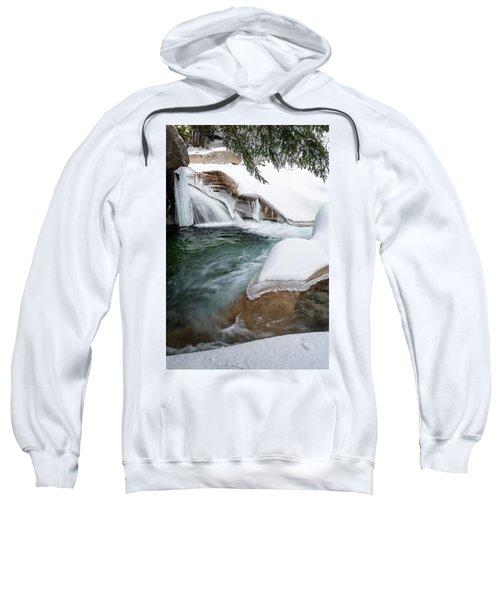 The Basin Side View Nh Sweatshirt