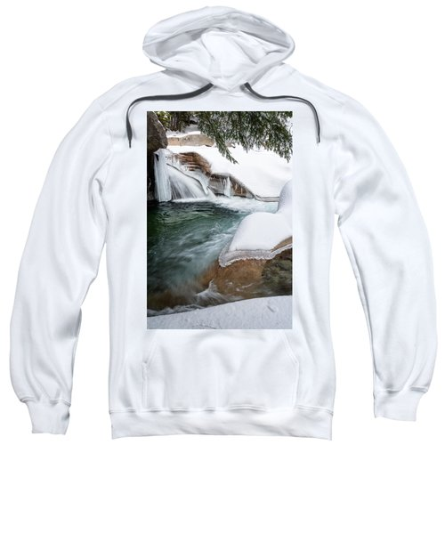 The Basin Side View Nh Sweatshirt