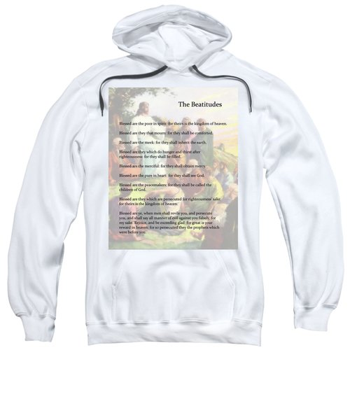 The Beatitudes Sweatshirt