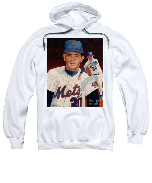 From The Mets To The Rangers Sweatshirt