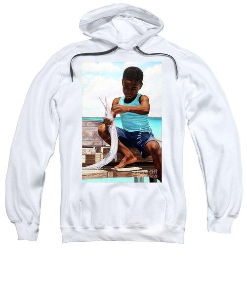 The Big Catch Sweatshirt