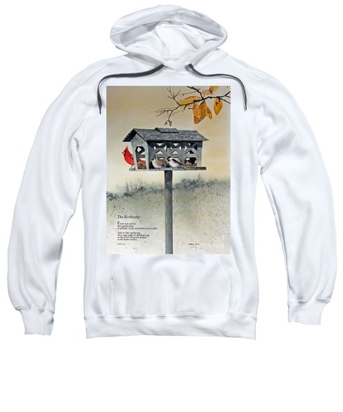 The Birdfeeder Sweatshirt
