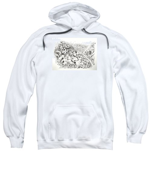 The Boneyard Of Unused Shapes Sweatshirt