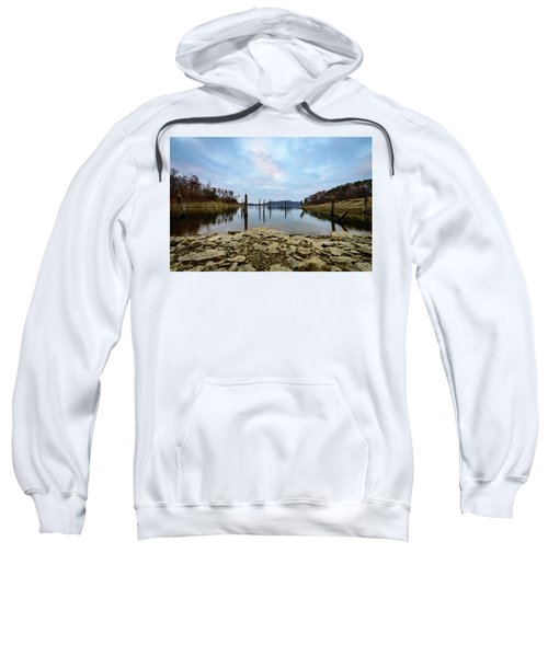 The Bottom Of The Lake Sweatshirt