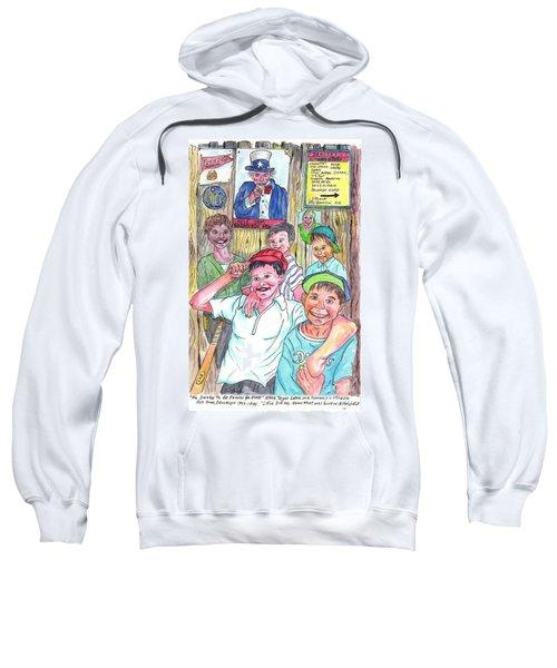 The Boys Of Spring Sweatshirt