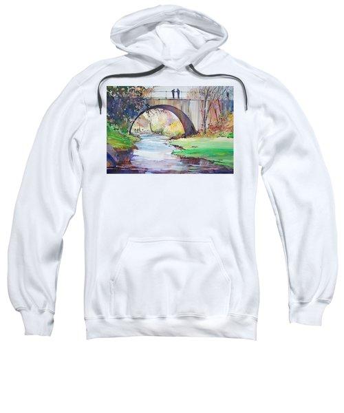 The Bridge Over Brewster Garden Sweatshirt