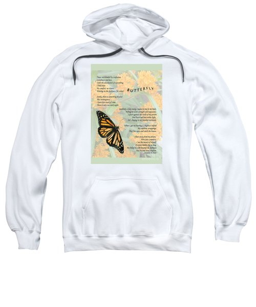 The Butterfly Sweatshirt
