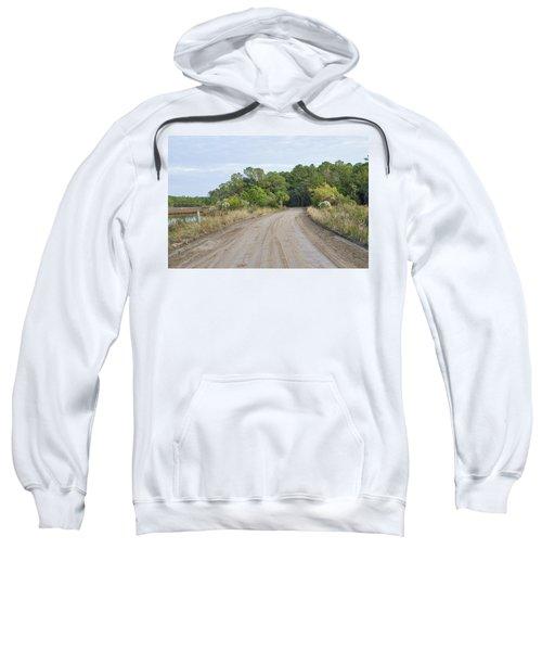 The Causway On Chisolm Island Sweatshirt