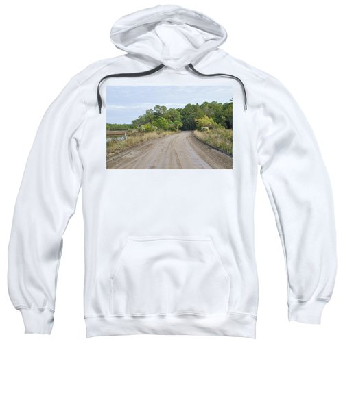 The Causway On Chisolm Island Sweatshirt